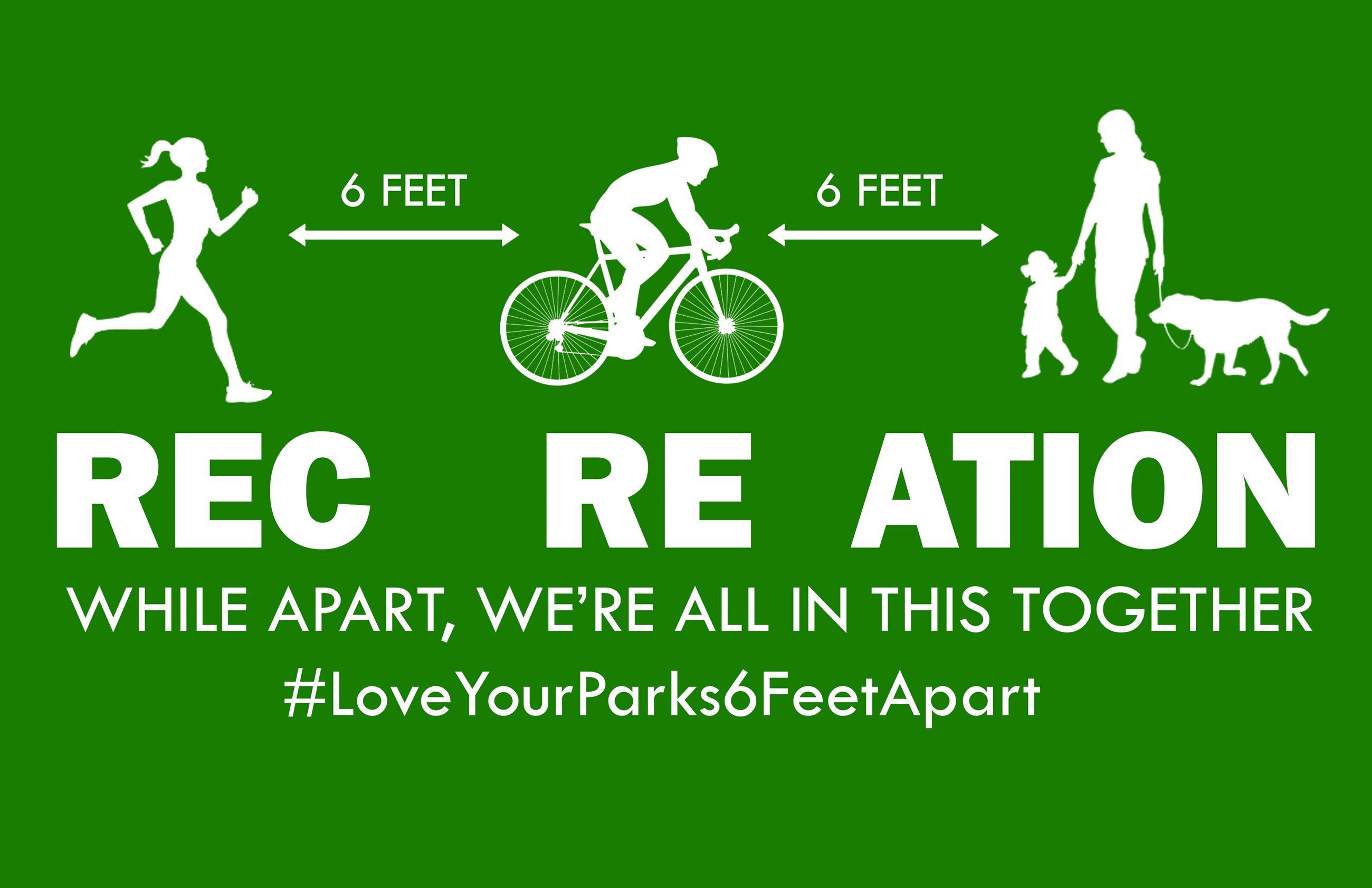 REC RE ATION Love Parks